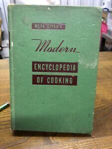 Meta Givens Modern Encyclopedia Of Cooking Volume 1