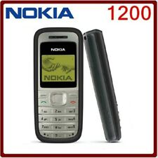 Original NOKIA 1200 GSM 900/1800 Unlocked Mobile Phone multi languages Phone