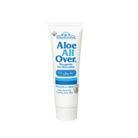 MIRACLE OF ALOE ALL OVER BODY CREAM 8OZ