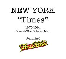FLO & EDDIE - NEW YORK: TIMES  CD NEU