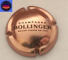 Capsule de Champagne BOLLINGER Rosé et Noir Non Référencée !!!!!