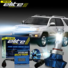 GENSSI Elite LED Headlight Bulb Conversion Kit for Toyota 4runner 2003-2005