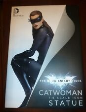 MIB Catwoman Selina Kyle Batman Dark Knight Rises 1:6 statue DC Colllectibles
