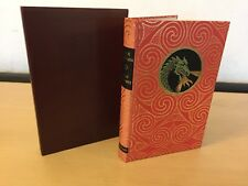 The Hobbit JRR Tolkien Folio Society Hardback Edition 1997 RARE YEAR.