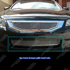 Fits 08-10 Honda Accord Coupe Lower Bumper Stainless Mesh Grille