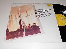 HONEGGER M- Von Karajan Symphony No. 2 Liturgique Berlin Phil. Trumpet Wesenigk