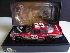 Elite 2003 Kevin Harvick #29 Snap-On /GM Goodwrench NASCAR Diecast 1/24 RARE