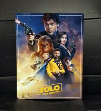 SOLO: A STAR WARS STORY - MAGNET COVER FOR STEELBOOK (NOT LENTICULAR)