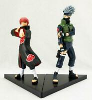 Naruto Kakashi Sasori figure figures set of 2pcs toys doll dolls anime gift