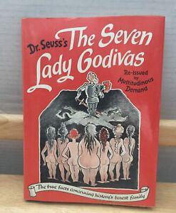 Dr.Seuss Book The Seven Lady Godivas