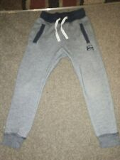 Boys Ex H/&M Joggers Sweat Pants Jogging Bottoms Dark Brown Age 8 to 14 Years