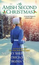 An Amish Second Christmas by Patricia Johns, Shelley Shepard Gray and Virginia Wise (2020, Mass Market)