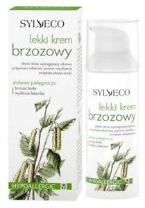 SYLVECO lekki krem brzozowy hypoalergiczny/ Birch Light Moisturizer