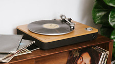 House Of Marley Stir It Up Record Player Built In Pre-Amp Turntable RCA USB