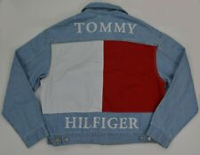 NWT Mens Tommy Hilfiger Denim Jeans Jacket Outerwear w...