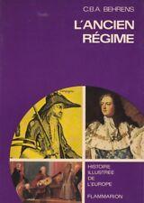 L' Ancien Régime.BEHRENS (C.B.A).