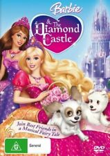 BARBIE and THE DIAMOND CASTLE : NEW DVD