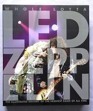 Whole Lotta  Led Zeppelin The Illustrated History of the Heaviest Rock Band Book