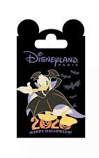 Halloween pins Disney Paris Donald duck Citrouille 2020 OE dlp dlrp nbc pin
