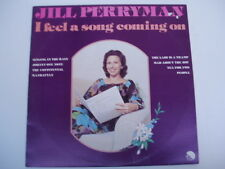 JILL PERRYMAN - I FEEL A SONG COMING ON - RARE OZ LP