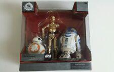 Disney Store Star Wars Elite Series Droid Gift Pack R2-D2 C-3PO ERROR RARE VHTF