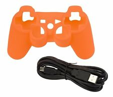 Sony Playstation 3 Plug + Play Kit  Controller Glove 10 Ft USB PS3 Cable