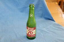 Vintage 76 Lemon Lime ACL Pop Bottle Can Ex Sign Flat Top Coca Cola Coke Ofr