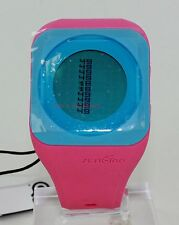 New ZERONE HD Pink / Blue Digital Watch (Hidden Digital)
