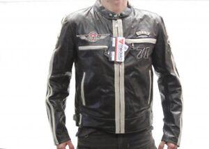 Modeka Motorradjacke U 71 Größe M ECHT LEDER MESH Braun Absolut Edel Kult