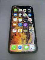Apple iPhone XS Max - 256GB - Gold (AT&T/NET10/H20/CRICKET) BLURRY FRONT CAMERA