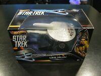 Star Trek USS Kelvin NCC 0514 Hot Wheels 2013 Die Cast Space Ship X3085 NIB SAVE