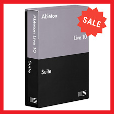 Ableton Live 10 Suite v10.1.15 ✔️ MAC And Windows ✔️ Activated ✔️ NO CRACK