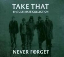 Take That The Ultimate Collection Never Forget CD Pre Owned 2005 - 828767485225