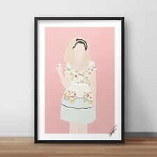 Marina and The Diamonds INSPIRED WALL ART Print / Poster A4 A3 froot hollywood