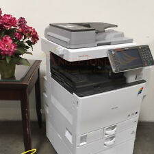 Ricoh Aficio MP C3502 MFP Color Laser Copier Printer Scanner A3
