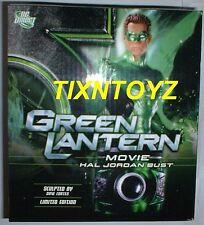DC DIRECT_Green Lantern Movie__HAL JORDAN Mini Bust_Limited Edition # 27 of 5000