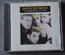 Depeche Mode, the singles 81 - 85, CD France