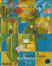 BONHAMS SOUTH AFRICAN ART Lewis Pierneef Sekoto Sithole Stern Catalog 2016