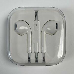 New Genuine Apple iPhone Earphones Ear Pods Headphones Handsfree 3.5mm Jack