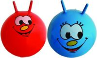 Space Hopper 60CM Exercise Bouncing Ball Kids Toys Age Play Game New Blue Red
