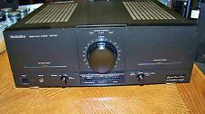 Technics SE-M100 Power Amplifier, very RARE, original box and manual