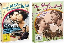 Heute blau und morgen blau + Am Abend auf der Heide - (Heimatfilme) - 2 DVD Set