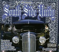 Various Artists, Hpg Presents - South Side Unity [New CD]
