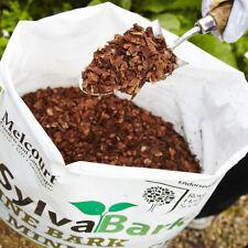 Suregreen Melcourt Sylvagrow Pine Bark Mini Mulch 50l Bag