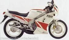 YAMAHA TZR125 1987 RESTORATION DECAL SET