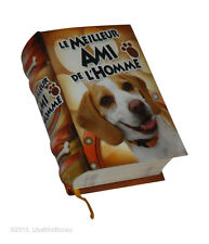 Le Meilleur Ami de L'Homme miniature book in French