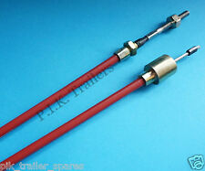 FREE P&P* 1 x Stainless Steel 1430mm Trailer Brake Cable for ALKO Brakes