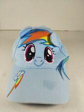 My Little Pony Rainbow Dash Baseball Cap!