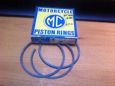 MC MOTORCYCLE PISTON RINGS  BSA  AC504