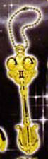 Fairy Tail Gemini Celestial Key Chain Anime Manga Licensed MINT